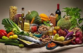 Mediterranean-Style Food
