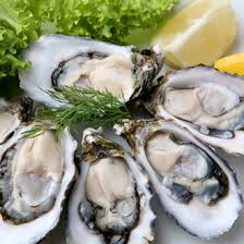 Oyster - example of a zinc-rich food